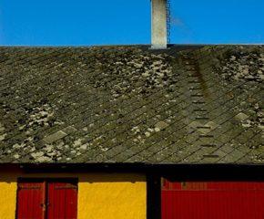 Barn By Margarets