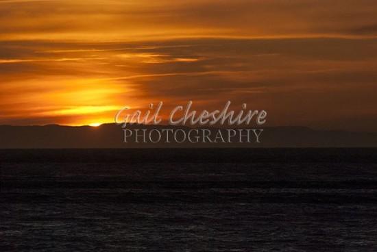 Fort Worden Sunset