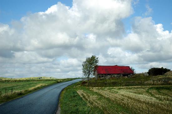 Back Road Sweden