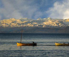 One Man Two Boats Homer Alaska